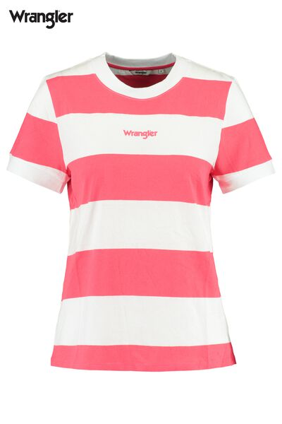 T-shirt Wrangler striped