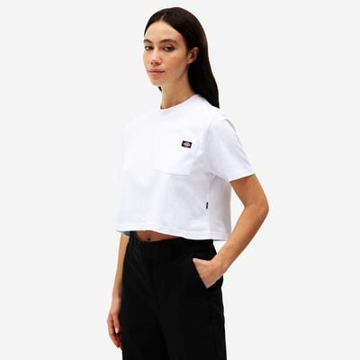Dickies T-shirt Cropped Fit