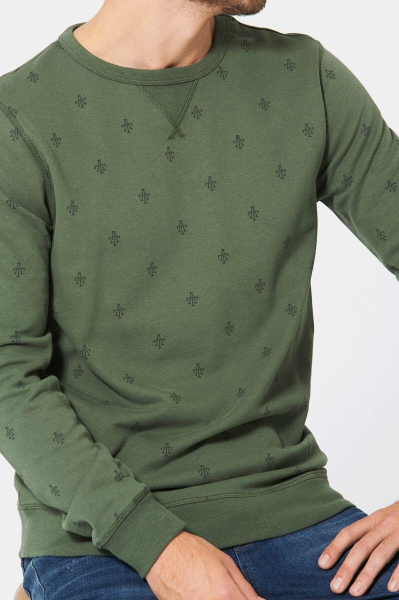 Sweater Shay AT AOP