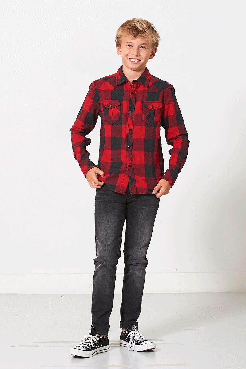 Shirts Bradley Jr.