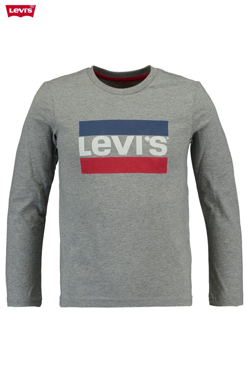 c9db2d764 Boys Long sleeve Levi s Herol Grey Buy Online