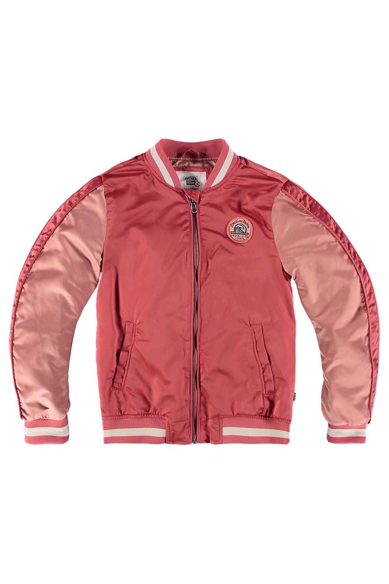 Girls Baseball jacket Juul Pink Buy Online