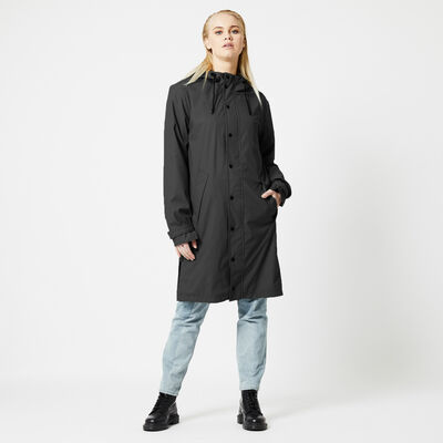Raincoat lined long Jace X