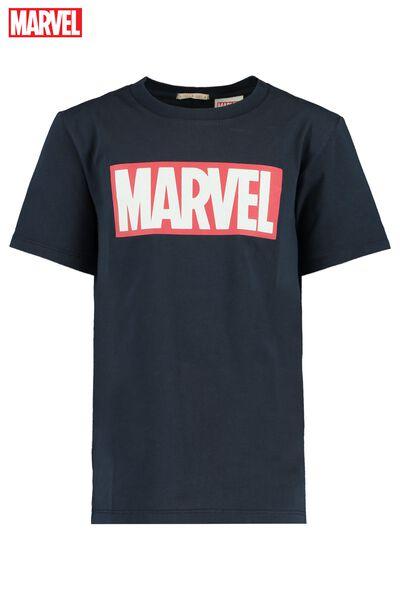 Marvel t-shirt text print