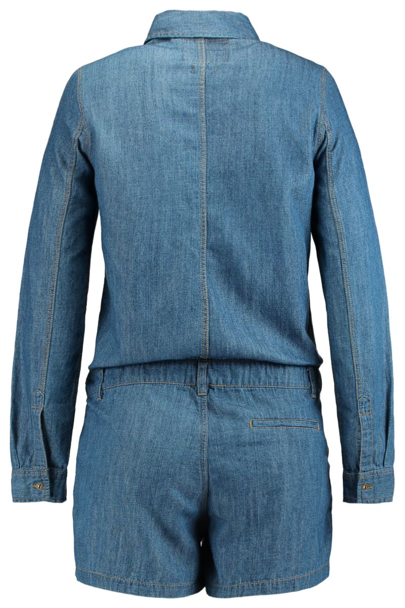Playsuit Nida denim