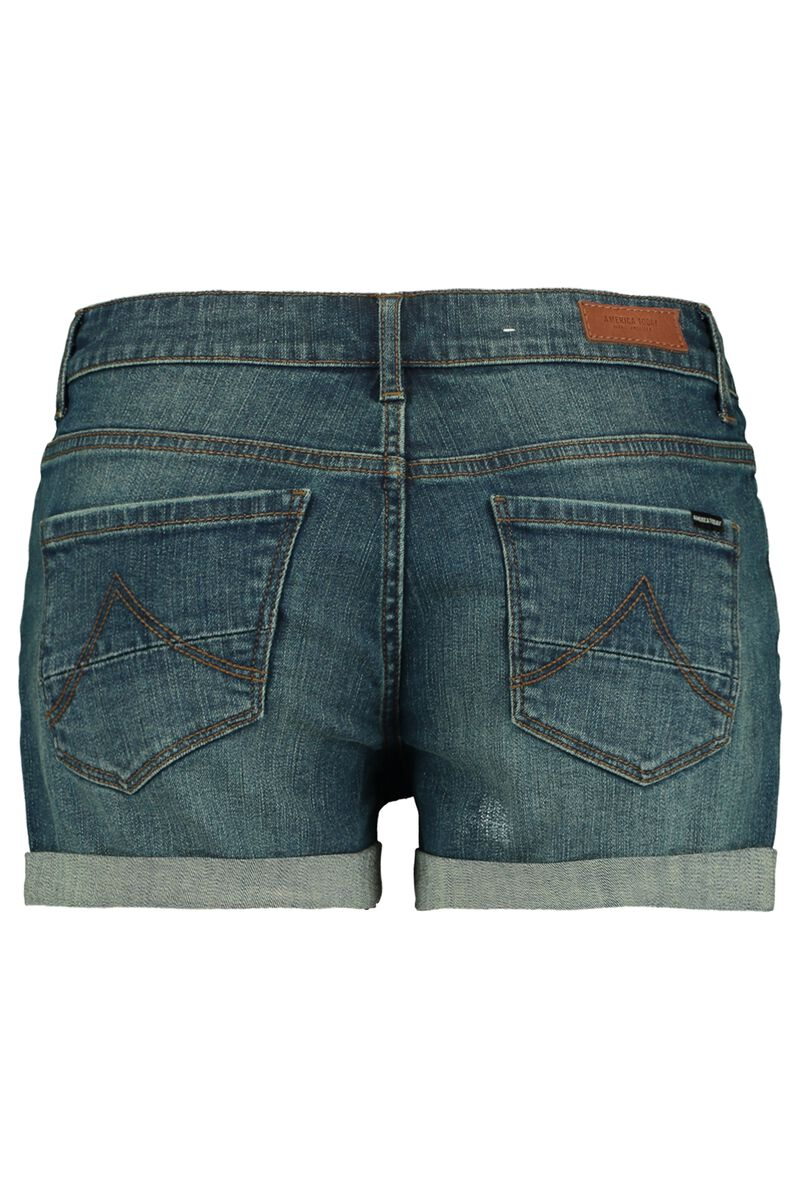 Denim short Lacey denim