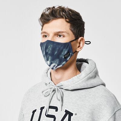 Masque Face à imprimé