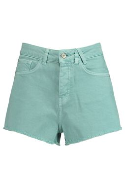Denim short Nori color