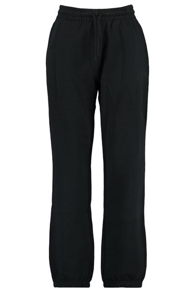 Jogging pants with drawstring