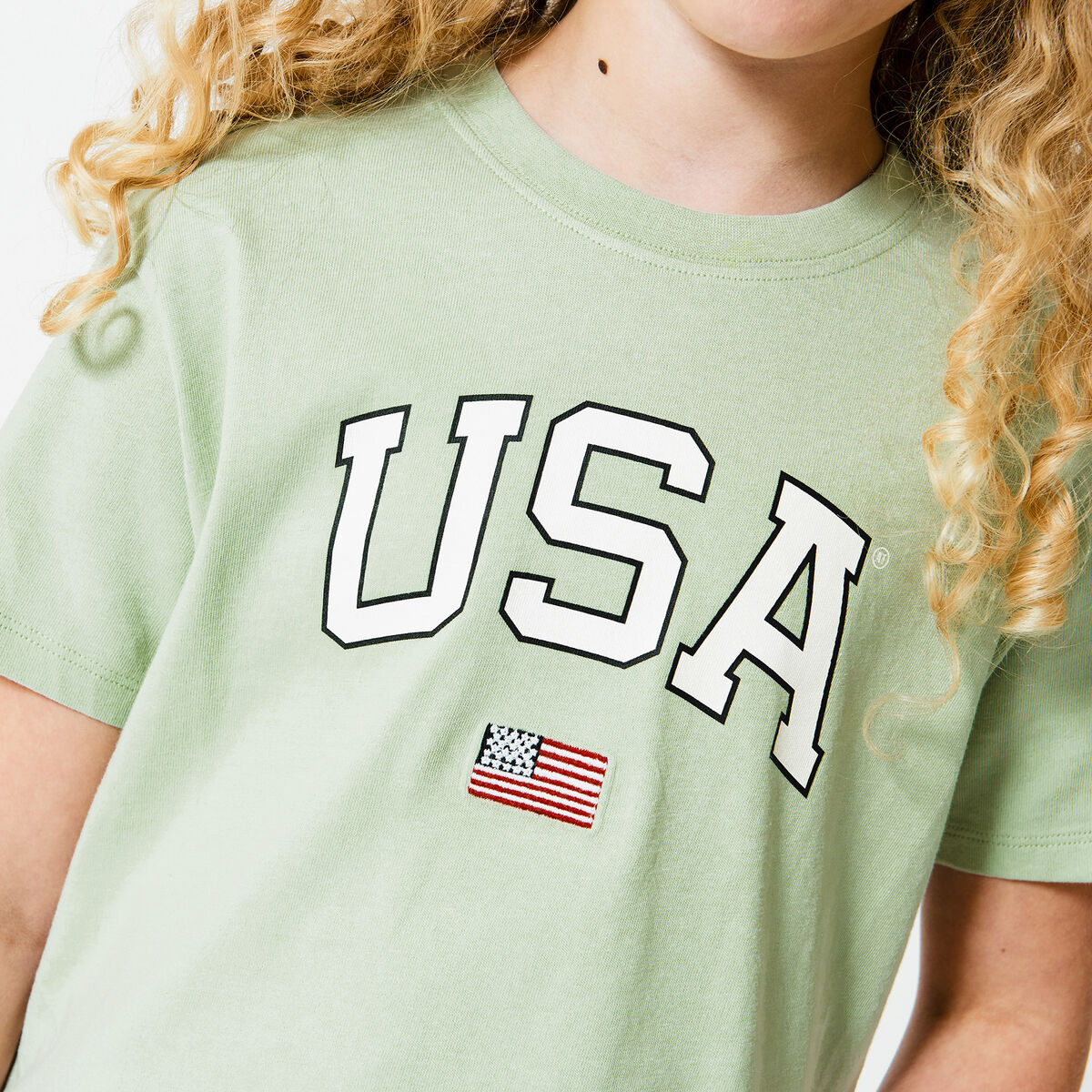 T-shirt Elly USA Jr