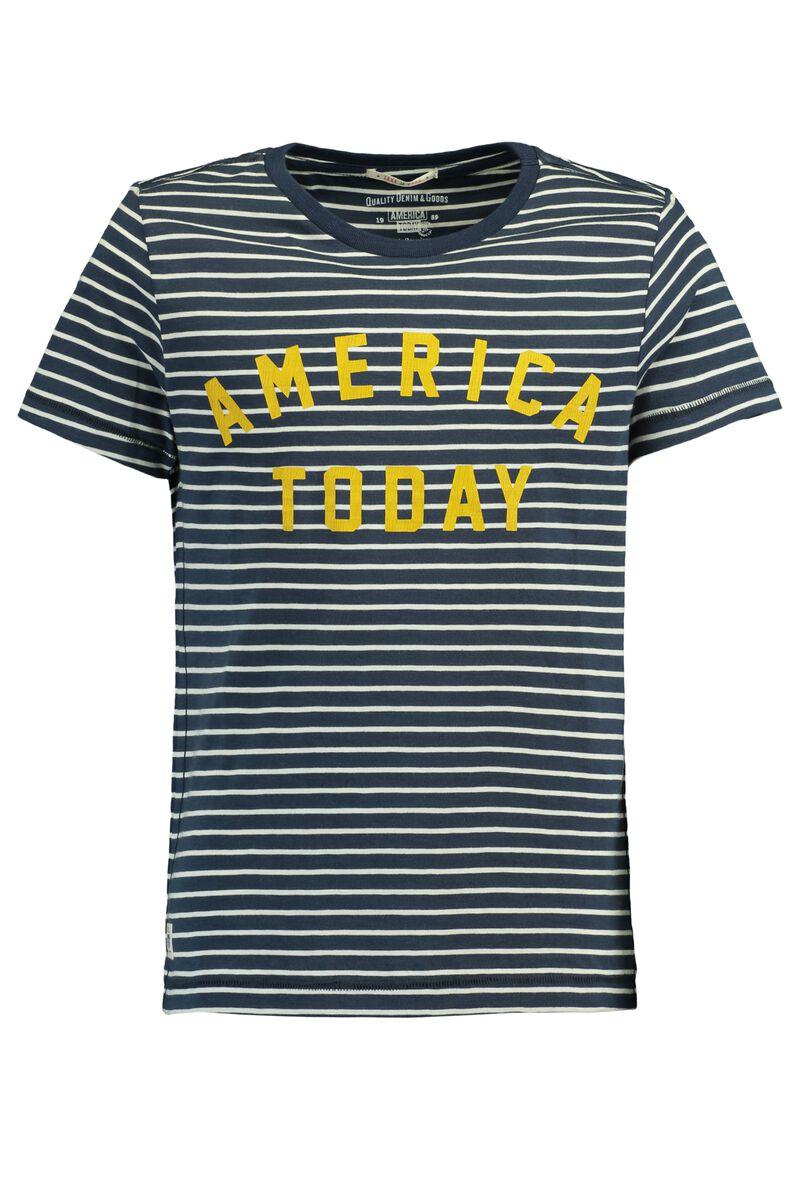 T-shirt Eke Stripe Jr