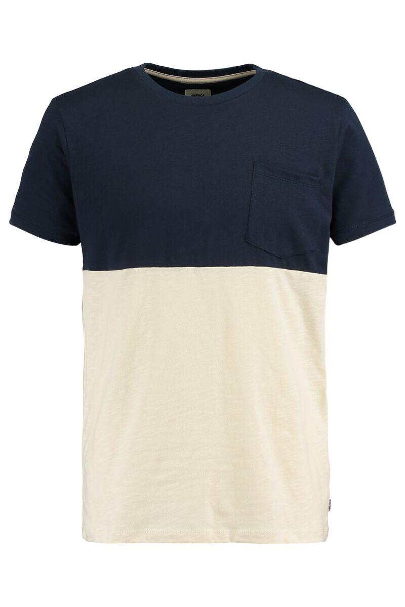 T-shirt Eam Block