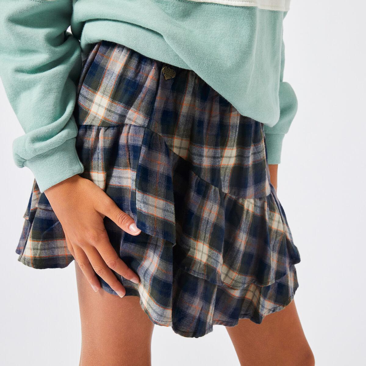 Skirt Rosy check Jr.