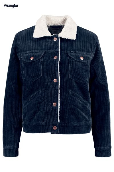 Jacket Cord icon sherpa