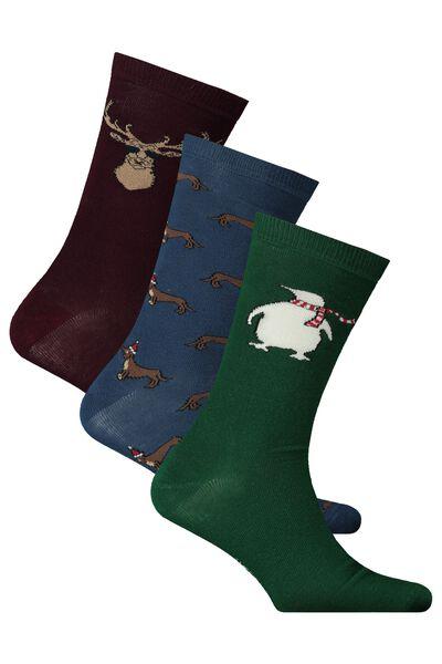 Gift 3pack XMAS socks