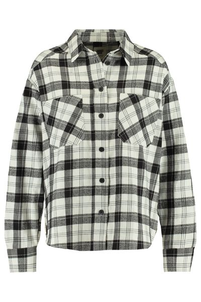 Blouse collar Bobby Check