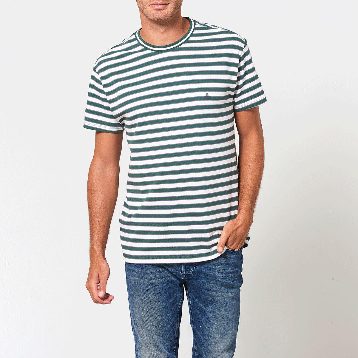 T-shirt Ethan stripe