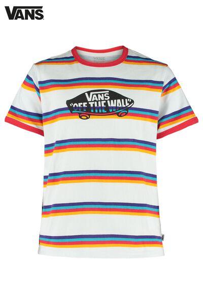 T-shirt Vans Off Dee Wall
