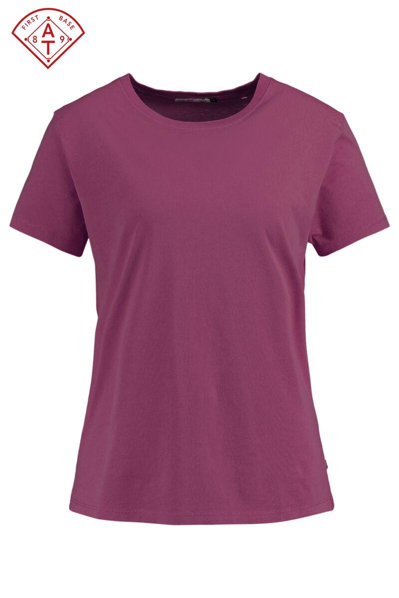0a1fd9ce Women Basic T-shirt Elijn Orange Buy Online