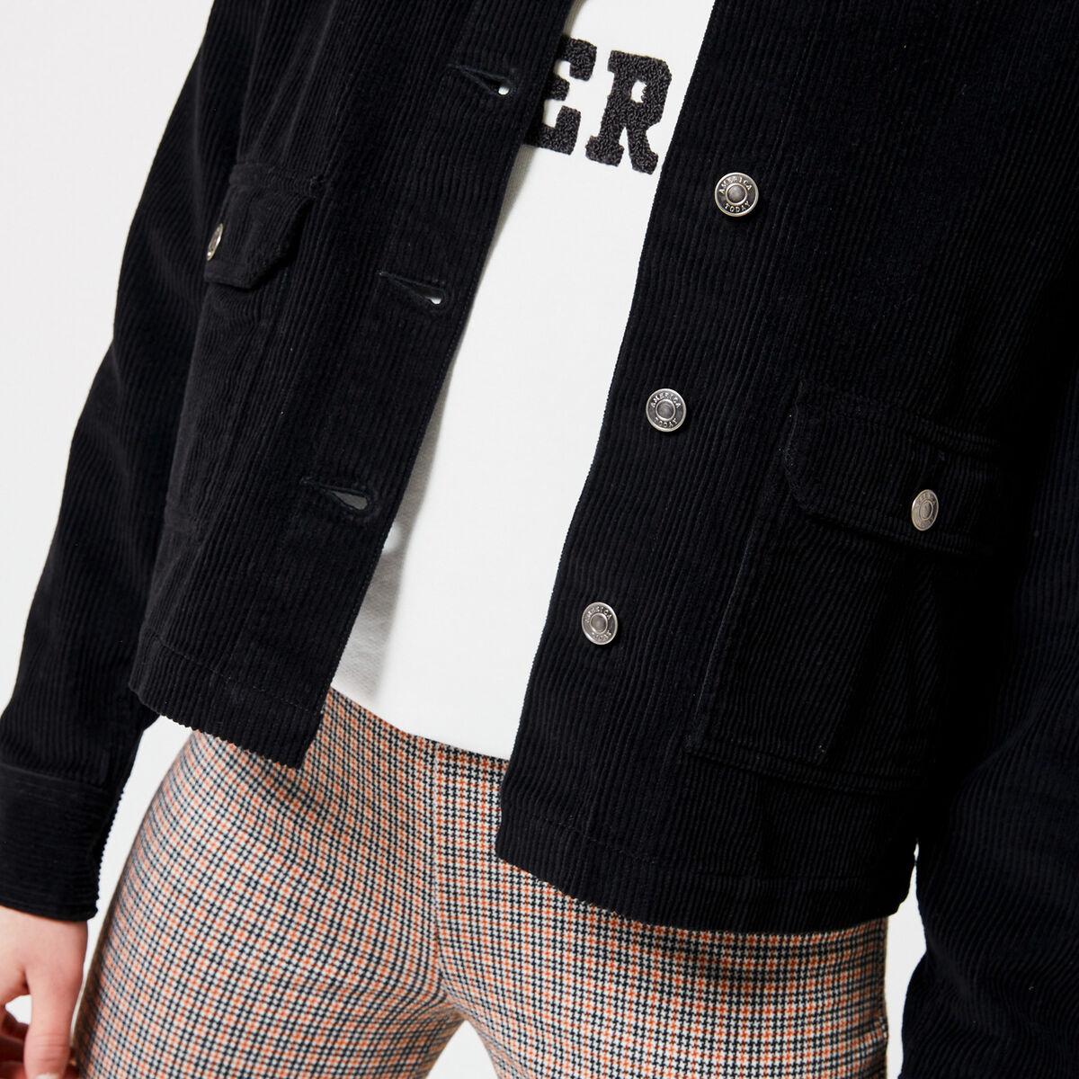 Trucker jacket Haya Cord