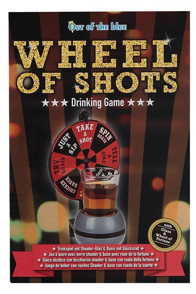 Gift Wheel of shots
