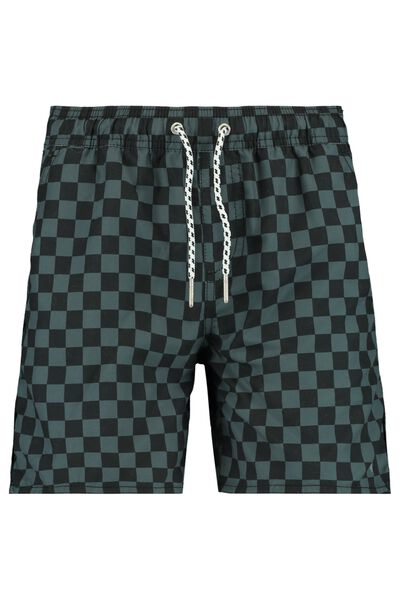 Swimming trunks all-over print