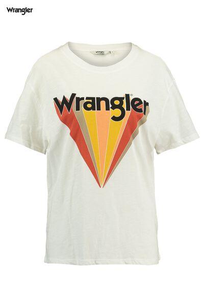 T-shirt Wrangler Boyfriend D