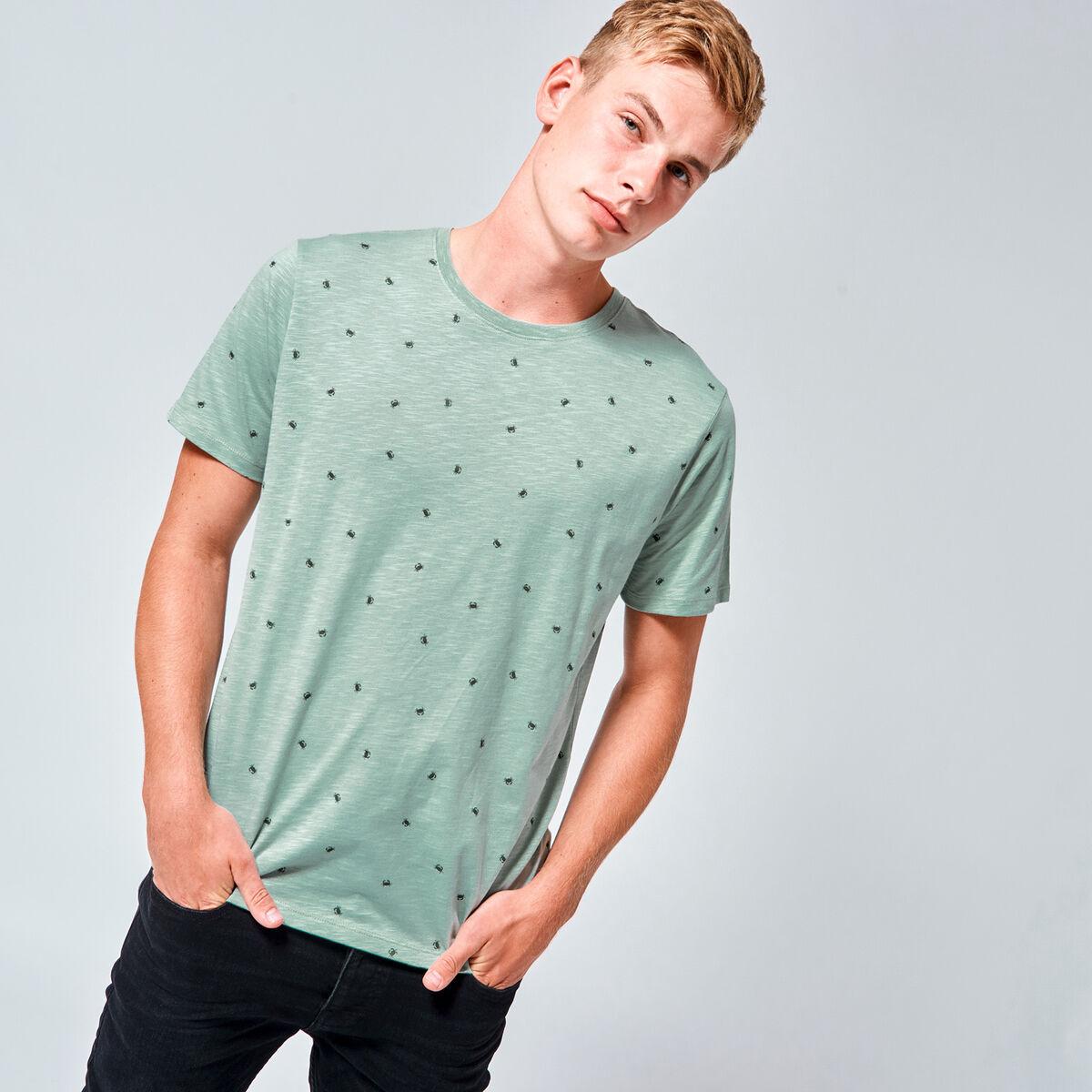 T-shirt Elgin crab