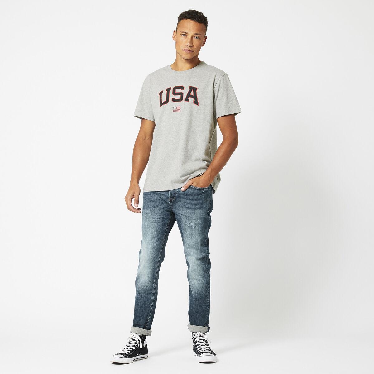 T-shirt Emerson USA