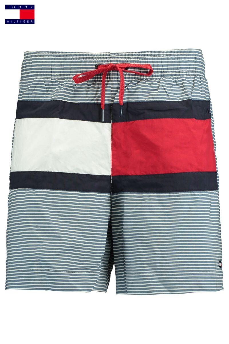 e4f7384895 Men Swimming trunks Tommy Hilfiger Medium Drawstring Blue Buy Online