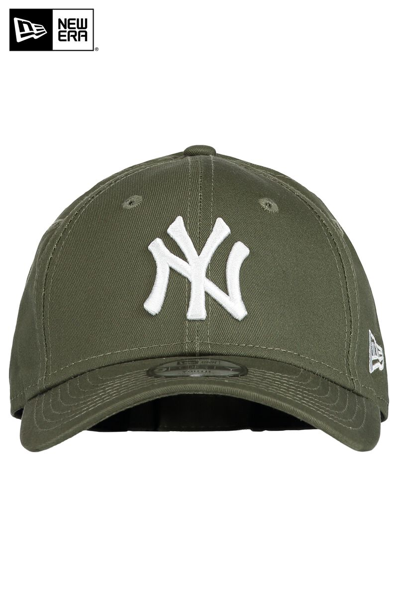 2e2f3f1b1b9b1 Boys Cap New Era league essential 940 Green Buy Online