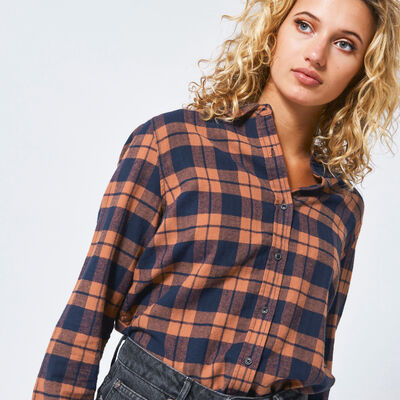 Blouse Britt Check