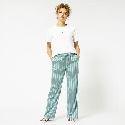 Pyjamahose weite Passform
