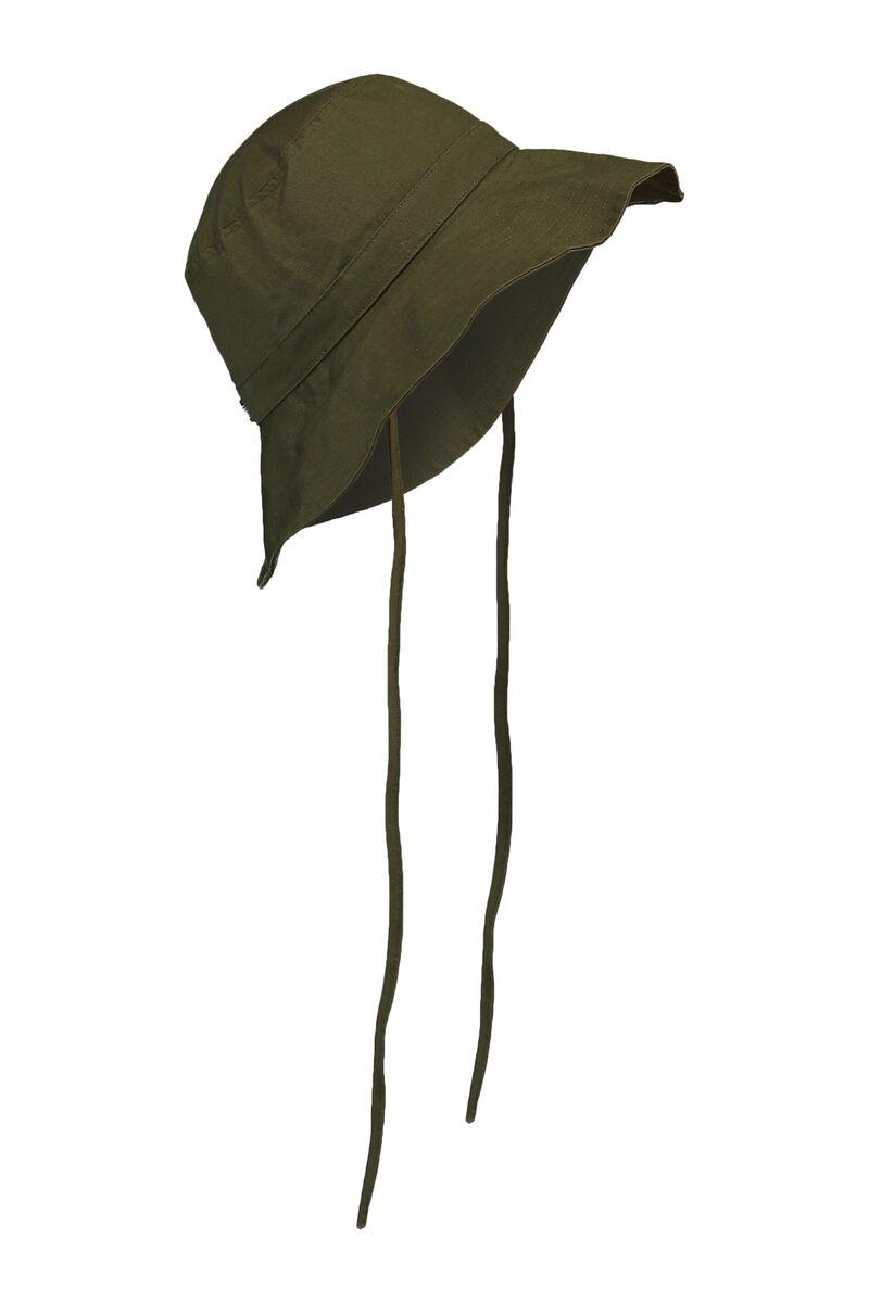 Hoed Bucket Hat Long