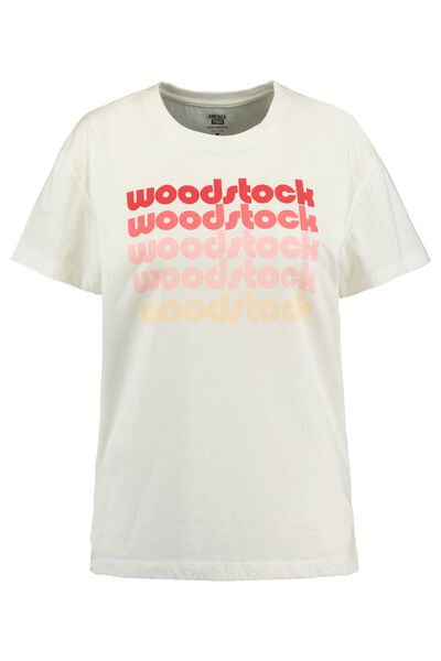 T-shirt Woodstock Ewood