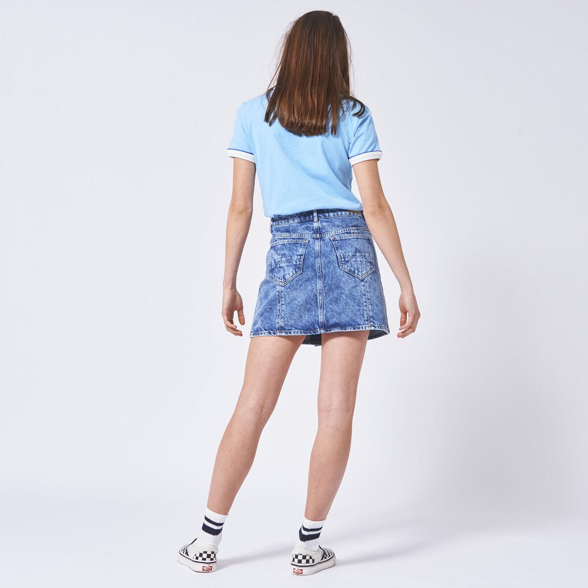 A-linie-skirt Rowan Acid