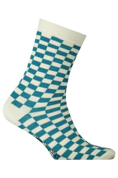 Socks all-over print