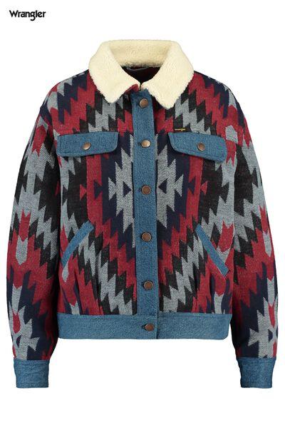 Jacket Wrangler Geo