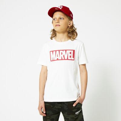 Marvel T-shirt textprint