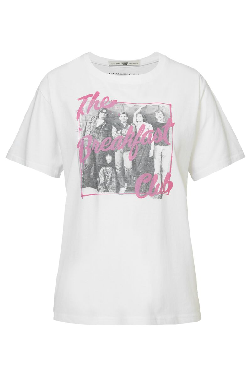 T-shirt Evelyn Breakfast club
