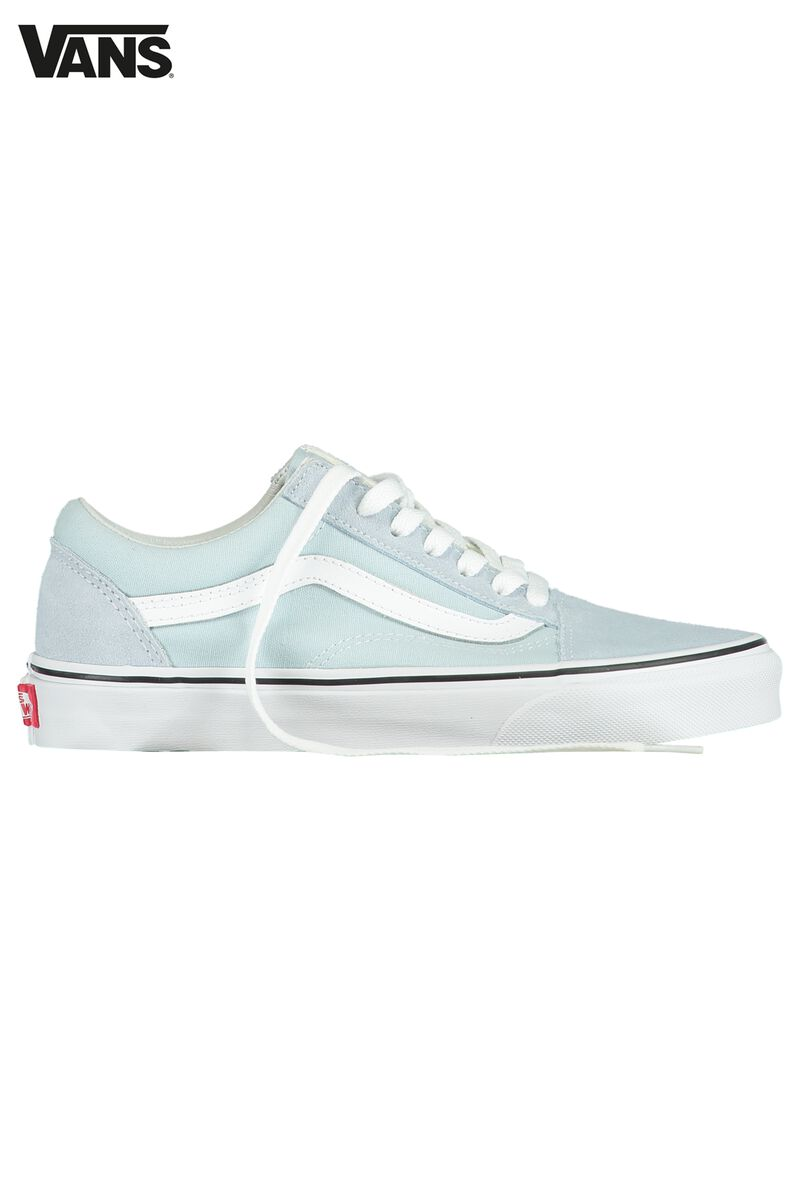 Women Vans UA OLD SKOOL Blue Buy Online  27403bceaa0