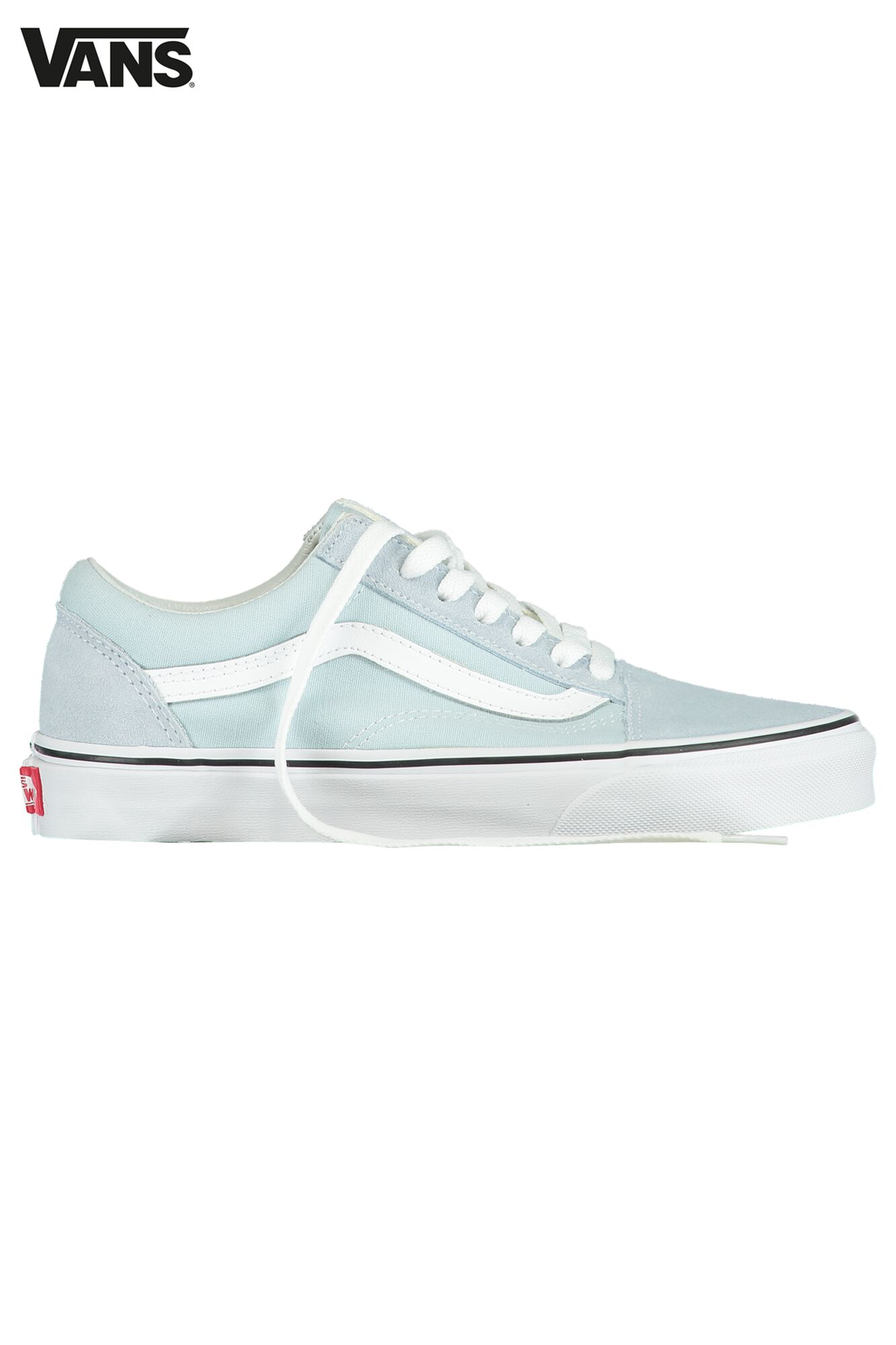 1f006302e1a Women Vans UA OLD SKOOL Blue Buy Online
