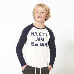 T-shirt a manches longues Lennart