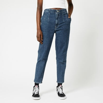 Levi's jeans high waist tapered