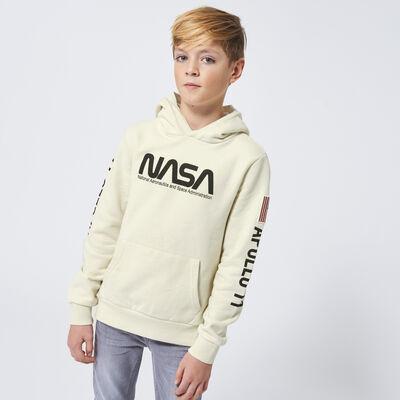 NASA hoodie mit Kängurutasche