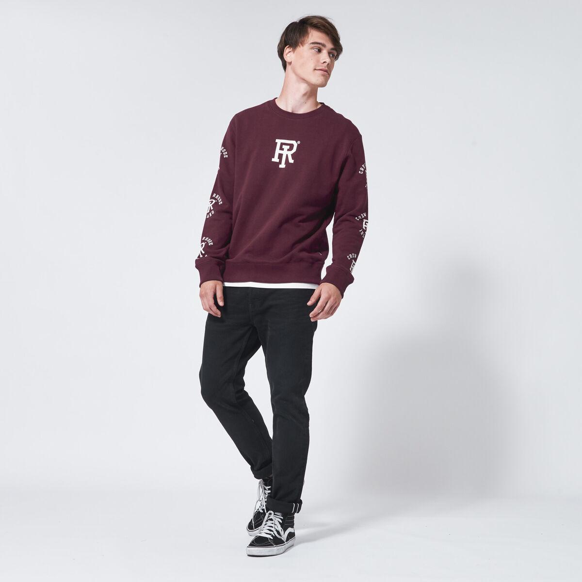 Sweater Sutton sleeve