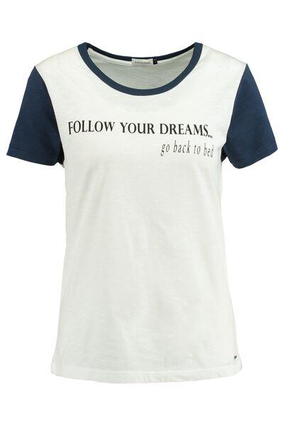 T-shirt Lova with tekst
