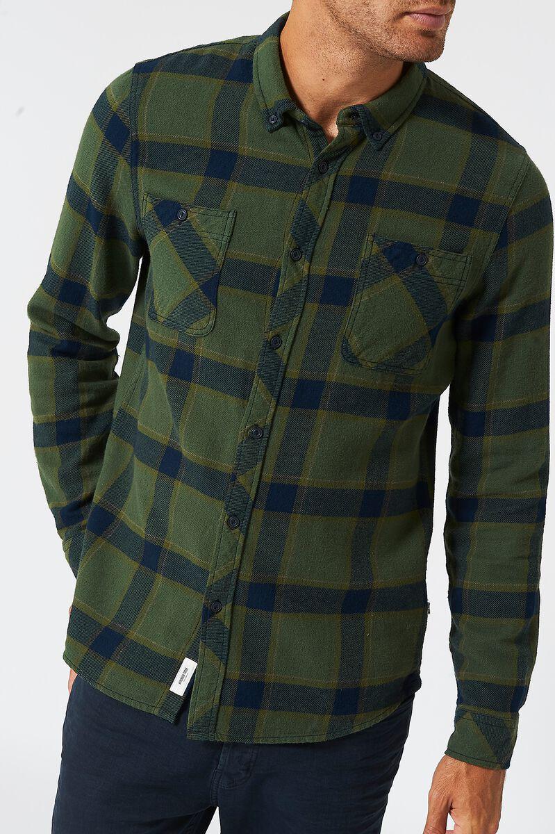 Overhemd Hansen check