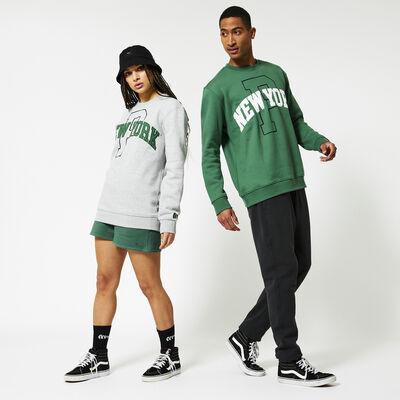 New York Pizza sweater tekstprint