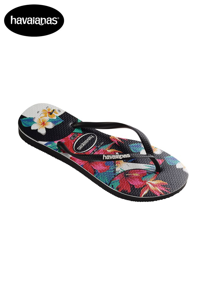 Havaianas Slim Tropical Flower